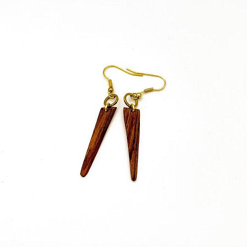 SinniS wood earrings