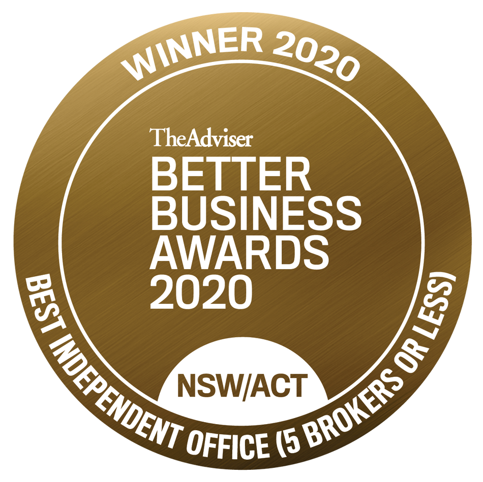 Simplicity Team Wins 2020 Best Independent Office (<5 brokers)
