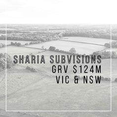 Sharia Subdivision