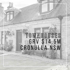 Cronulla Townhouses