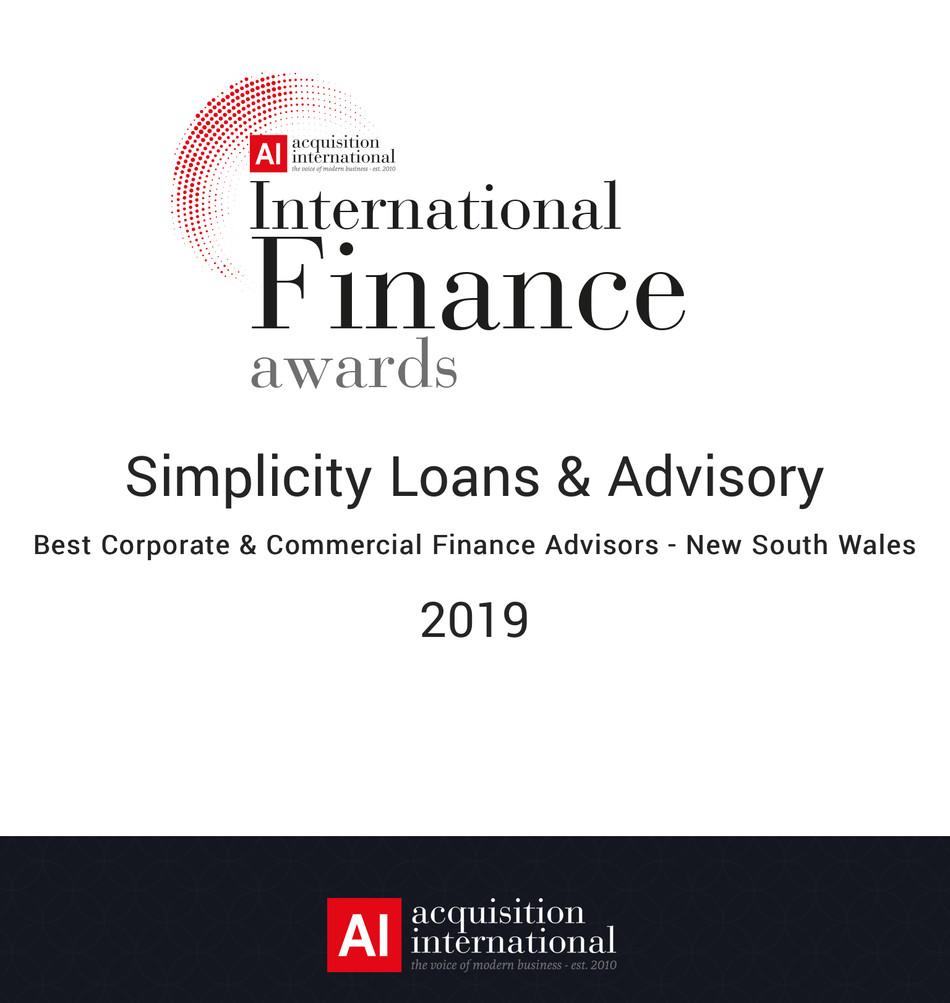 Winners of the AI International Finance Awards Announced.