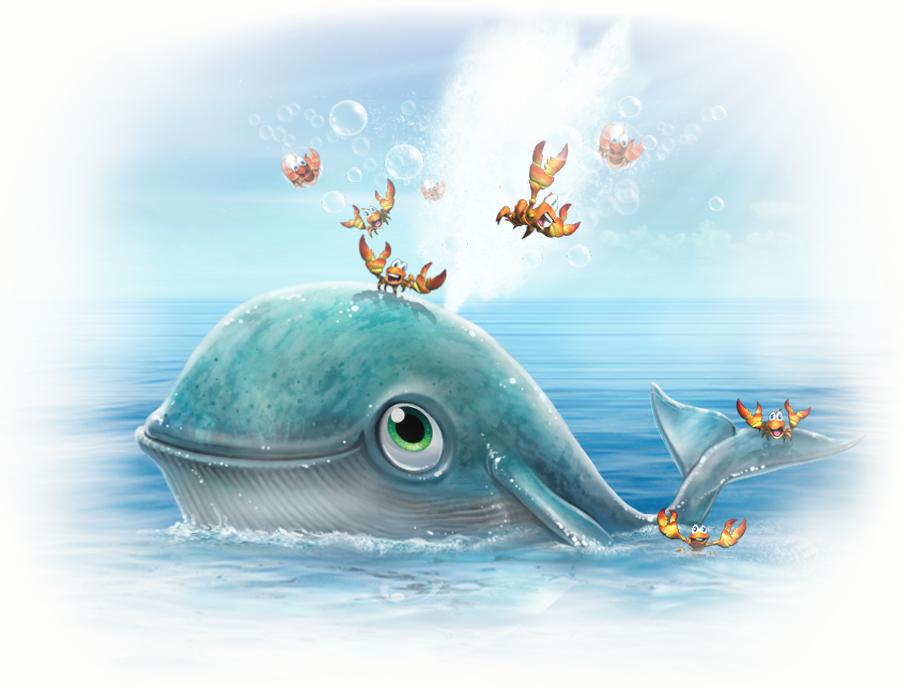Tina The Whale