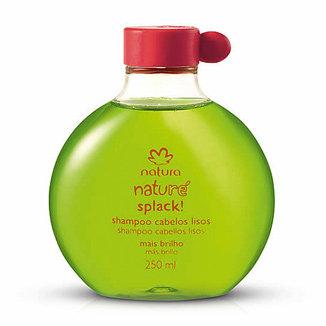 Naturé - Shampoo cabello liso - Splack!