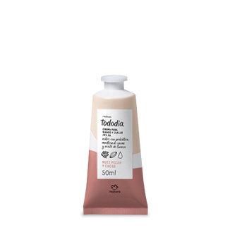 Tododia - Hidratante para manos - Nuez pecán y cacao