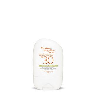 Fotoequilibrio - Gel protector facial FPS 30