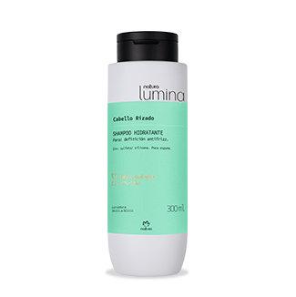 Lumina - Shampoo hidratante - Cabello rizado