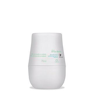 Erva Doce – Desodorante anti manchas roll on clásico