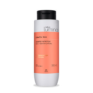 Lumina - Shampoo nutritivo - Cabello seco