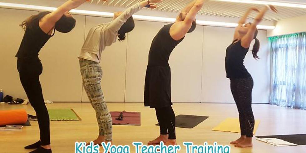Ljubljana - Kids Yoga Certified Teacher Training