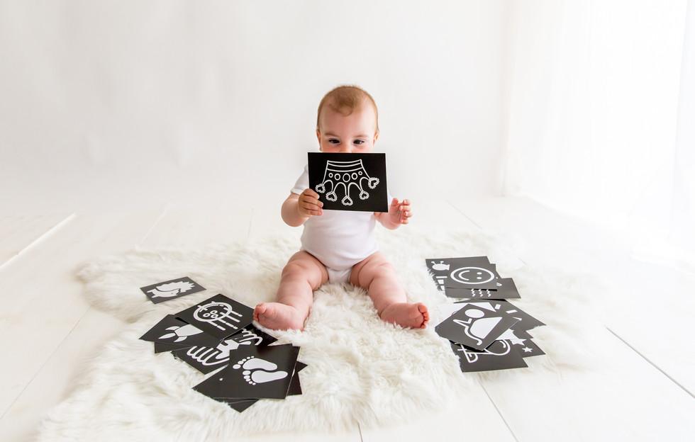 kartico lahko izbere tudi dojenček