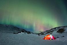 Northern light Dovrefjell
