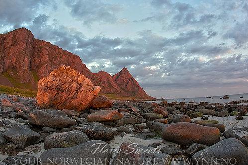 Værøy landscape