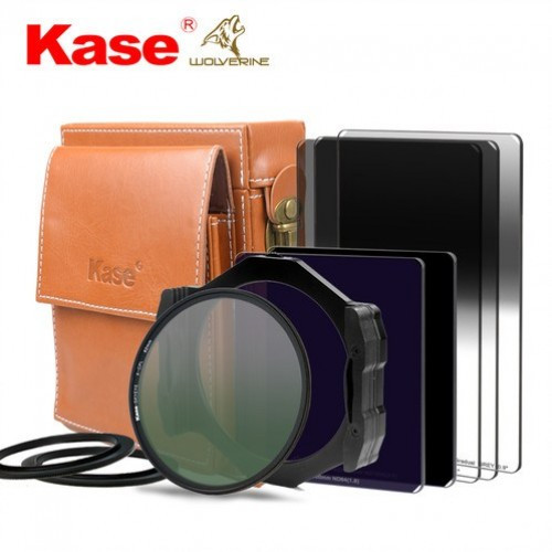 Review: Kase Filters - Wolverine series - Master kit