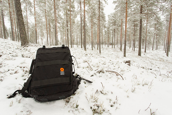 Review: MrJan Gear - Boris Photo Backpack