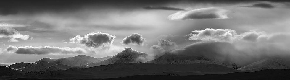 Landscape Dovrefjell Rondane