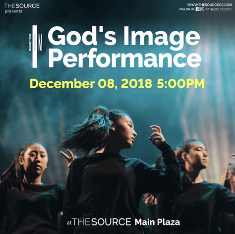 [LA] God's Image 공연