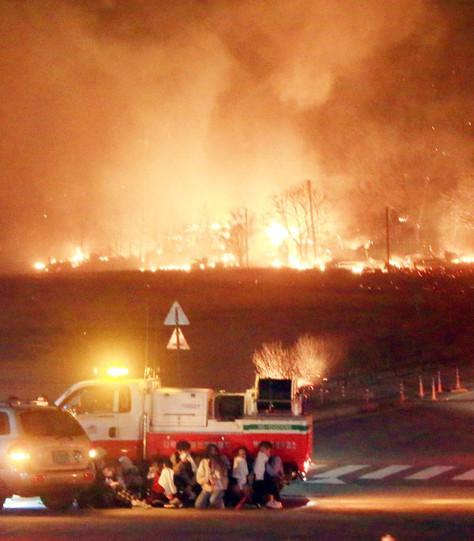[긴급구호]강원도 주민들의 희망을 앗아간 사상 최대의 산불