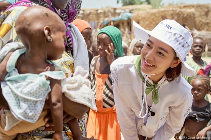 [SBS희망TV] 배우 이소연의 아프리카 봉사활동기