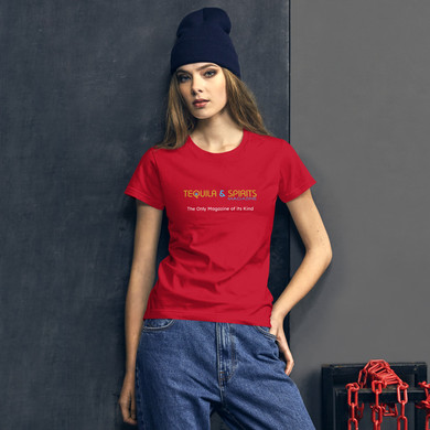 womens-fashion-fit-t-shirt-red-front-605