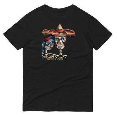 unisex-lightweight-t-shirt-black-front-6