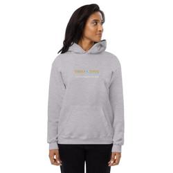unisex-fleece-hoodie-light-steel-front-6