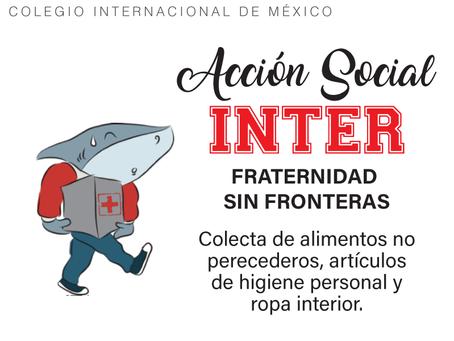 Acción Social - Fraternidad Sin Fronteras