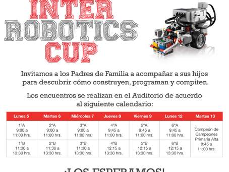 Inter Robotics Cup