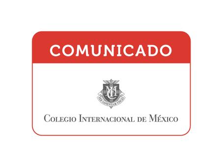 4º Comunicado