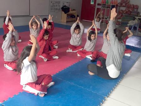 Mindfulness + Yoga