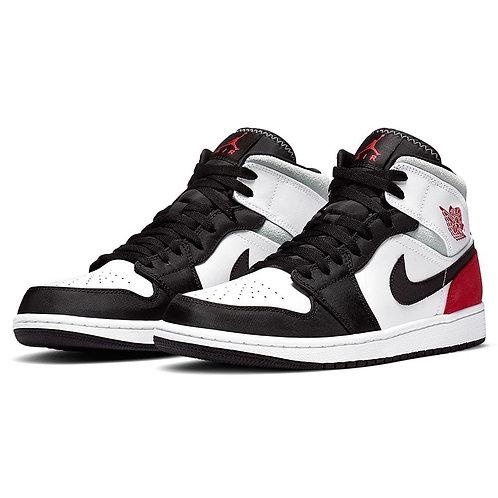 Air Jordan Mid Se Union Black