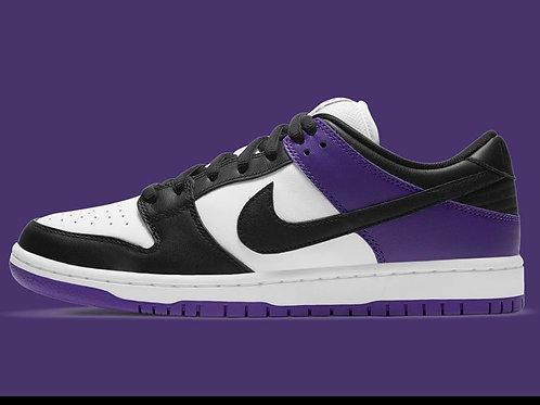 Nike Sb Dunk Low Pro Purple