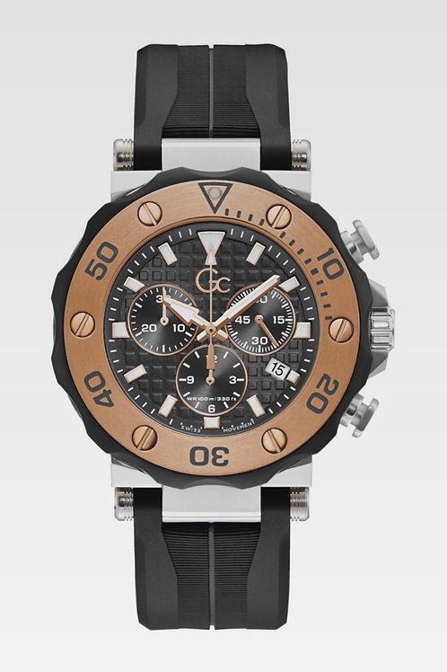 Montre Guess Collection Black/Gold