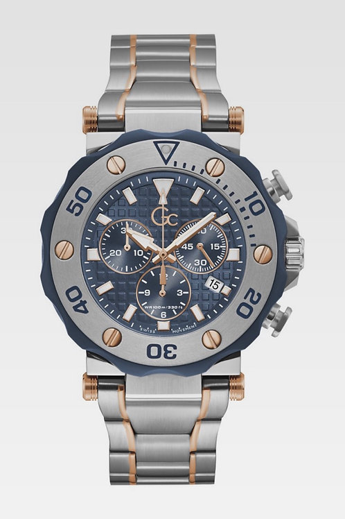 Montre Guess Collection Silver/Blue
