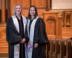 Rev. Swearingen & Rev. Sarratt