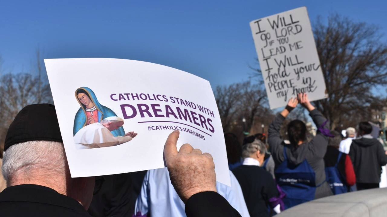 #Catholics4Dreamers Demand a Clean Dream Act Now!