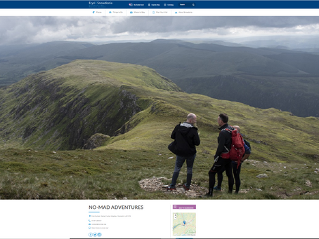 Visit Snowdonia Listing