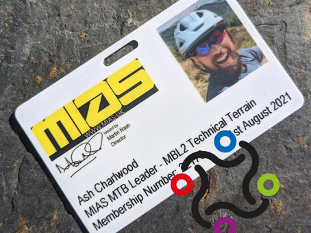 MIAS vs British Cycling Mountain Bike Leader