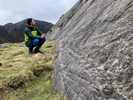 Cadair Idris, Glacial Walk