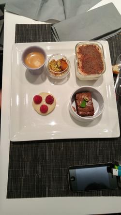 Desserts préparés