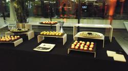 Buffet soirée Orange