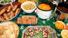 Gameplan for Football Food