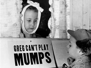 Mumps Outbreak in Arkansas- Too Close to Home