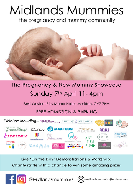 Spring Pregnancy Event