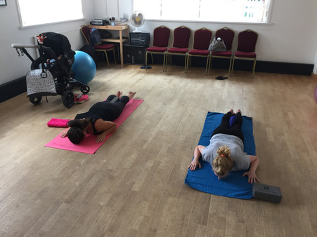 Post Natal Pilates TRIAL 2nd-3rd August