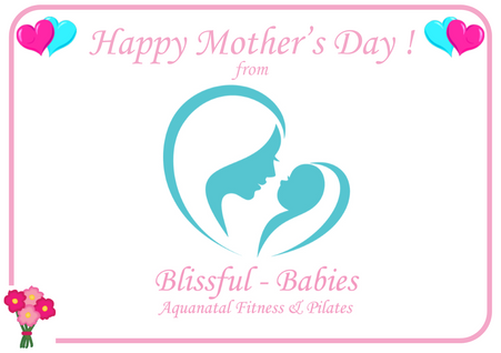 Happy Mother's Day from Blissful-Babies!