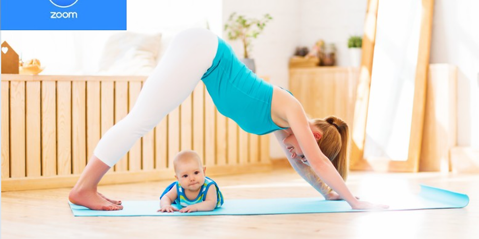 Online Baby Yoga course (2)