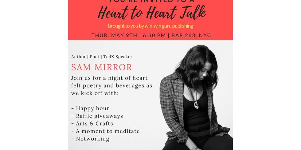 """A Heart to Heart Talk"" brought to you by Win-Win Guru"