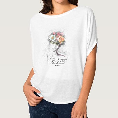 Flower Girl - Flowy Top
