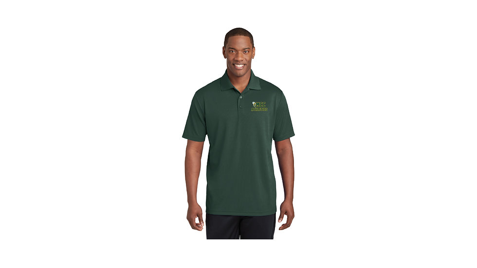 Embroidered Men's Sport-Tek PosiCharge RacerMesh Polo
