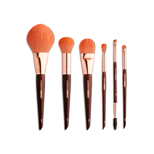 MANGO BRUSH SET MINI (6 BRUSHES)